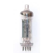 6D14P = 6AF3 = 6B3 = EY81 vacum tube damping diode ussr tubes NOS 1980s