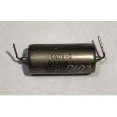 0.1uF 0,1uF 400V K40Y-9 K40Y9 K40U9 PAPER PIO CAPACITORS TONE CAPS USED