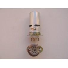 Original 7 Pin Silver Ceramic Socket PL7-2KE-55 PL7 with shield 55mm for EZ90 6X4 6F36 EF93